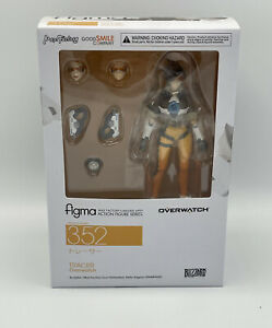 New Max Factory Figma Blizzard Overwatch #352 Tracer Action Figure
