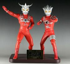 X-Plus Ric Boy Exlusive ULTRAMAN LEO & ASTRA Statue Set Real Master Collection