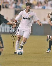 ESTEBAN GRANERO SIGNED AUTO'D 8X10 PHOTO REAL MADRID SPAIN ESPANYOL SOCIEDAD