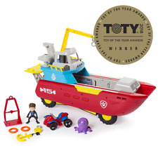 Paw Patrol Sea Patroller Transforming Vehicle with Lights Sounds