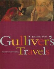 Jonathan Swift - Gulliver's Travels (2xCass A/Book 1998) FREE UK P&P
