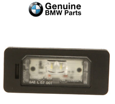 For BMW E82 E88 F10 F15 F22 F30 F32 F33 F36 F80 License Plate Light LED Genuine