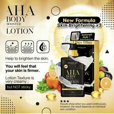 ALPHA AHA BODY BOOSTER LOTION INTENSIVE Skin Brightening x3 Intensive moisture