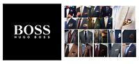 New Hugo Boss pocket square silk lv wool shirt suit hanky handkerchief wholesale
