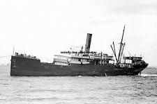 rp16946a - Australian Cargo Ship - Sydney , dismasted in 1915 - photo 6x4