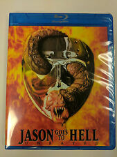 Jason Goes to Hell Final Friday Unrated Special Edition 1993 Blu-Ray REGION FREE