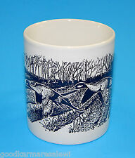 Coloroll England Mallard Duck Fowl Game Bird Ceramic Coffee Mug Vintage