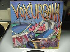VOX  URBANA  DETROIT    PARAGON  MRD 8907  LP  1989  EX  NM VINYL