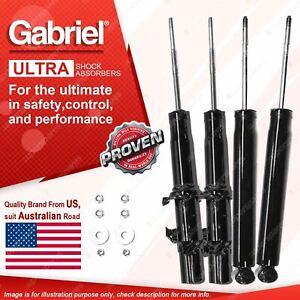 Gabriel Front + Rear Ultra Strut Shocks for Honda Odyssey RA1 RA3 2.2L Wagon