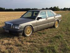 IB Alurad Klassik 50 Felgen 7x17  für Mercedes 190 E SA BMW E30 BSX NF usw