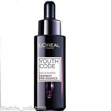 L'Oreal Youth Code Skin Activating Pre-Essence 30ml Anti-Aging NEW Free Shipping