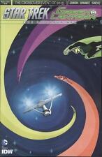 Star Trek Green Lantern #1 (of 6) Charretier New!