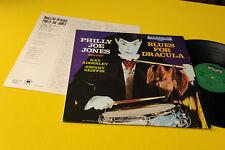 PHILLY JONES SEXTET LP BUES FOR DRACULA ORIG JAPAN NM CON INSERTO TESTI TOP JAZZ