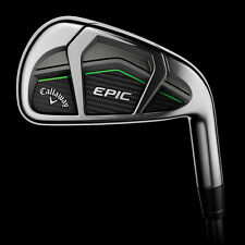 2017 Callaway EPIC Irons 4-PW Project X LZ  6.0 Stiff Steel Right Hand NEW