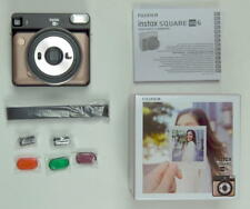 Fuji Instax Square SQ6 Blush Gold + 1 cartouche 10 vues