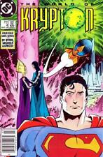 World of Krypton (2nd Series) #4 (Newsstand) VF; DC | save on shipping - details