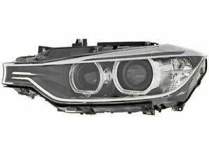 For 2014 BMW 335i xDrive Headlight Assembly Left Hella 67538HC