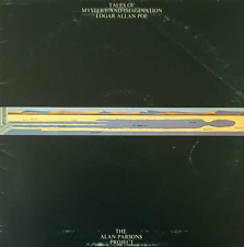 THE ALAN PARSONS PROJECT ‎- Tales Of Mystery And Imagination (LP) (VG/G-)