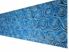Giant (over 60in.) Blue Abstract Art