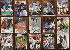 You Choose Beckett Baseball Card Monthly Magazine 58 Available 1990-1999