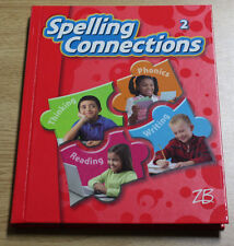 Spelling Connections Grade 2 Students Edition Zaner-Bloser