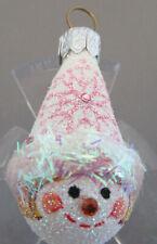 Patricia Breen 2008 Petite Tete, Snow Girl - #2877 – Height 1.5�