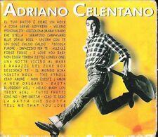 """ADRIANO CELENTANO -RARO BOX 3 CD FUORI CATALOGO """"ADRIANO CELENTANO"""""""
