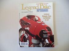 LEGEND BIKE 6/1994 CAPRIOLO 75/CM 250 SS/MOTO PARILLA 125 REGOLARITA'