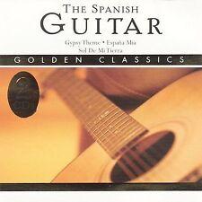 The Spanish Guitar (Golden Classics) Manitas de Plata, Jose Luis Terue, CD