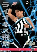 Lioness Aska Asuka 1996 BBM All Japan Women's Pro-Wrestling #330 The Crush Gals