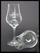 6 x GLENLIVET whisky cristal tasting nez de marche Glass 6 on DEGUSTATION verres