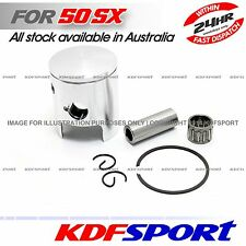 KDF ENGINE PISTON RING PIN CYLINDER SX JR FOR KTM 50SX 50 JUNIOR MINI ADVENTURE