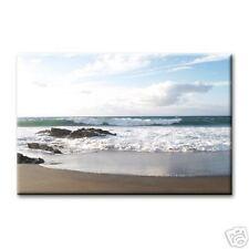 """cc art - CANVAS PRINT ARTWORK - SEA BEACH - 24""""x36"""""""