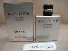 CHANEL ALLURE HOMME SPORT 1.7 FL oz / 50 ML EDT Spray Sealed Box