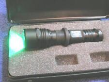 light Ledwave Raptor green strobe tactical flashlight