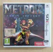 METROID SAMUS RETURNS NINTENDO 3DS 2DS ITALIANO NUOVO SIGILLATO NEW