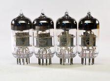 4 x 6N27P = ECC86 = 6GN8 RUSSIAN REFLEKTOR TUBES NEW NOS FROM 1973