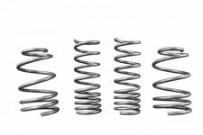 Whiteline Performance Lowering Springs FOR 2016 - 2018 FORD FOCUS RS 1'' DROP