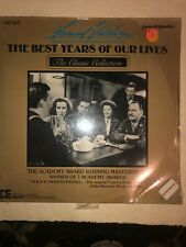 The Best Years Of Our Lives : Part 1 & 2 Laserdisc