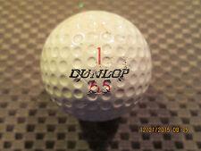 GOLF BALL-DUNLOP 65..#1...........VINTAGE BALL....