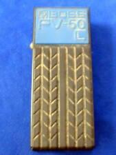 Roland Japan BOSS FV-50L STEREO FOOT VOLUME GUITAR BASS KEYBOARD Effects Pedal
