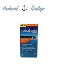 HydraSense Advanced Eye Drops Dry Eyes Provitamin B5 10mL Preservative Free