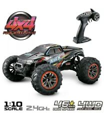 Hosim Rc Car 1:10 Scale 4Wd 2.4Ghz Off-road Remote Monster Truck Used 1 Time