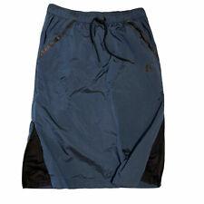 Nike Sportswear Tech Hypermesh Skirt Navy 833468-457 Drawstring Women XS $100