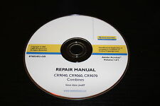 NEW HOLLAND CR9040 CR9060 CR9070 COMBINE SERVICE REPAIR MANUAL