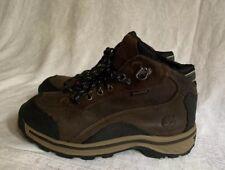 Timberland Pawtuckaway WaterPROof Hiking Boot (Toddler/Little Kid) Brown Size 3