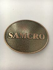SONS OF ANARCHY SAMCRO cooper COLOUR BELT BUCKLE Reaper Hats