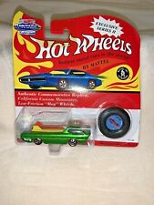 "Hot Wheels Vintage Collection Series 2  #10495 ""DEORA""  - Green  (C)"