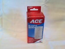 """ACE 4"""" Elastic Bandage with clip"""