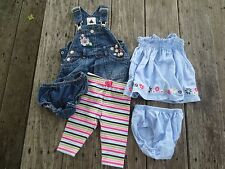 Baby Gap ~ Small Assorted Dress Legging Lot ~ Size 0-6 months